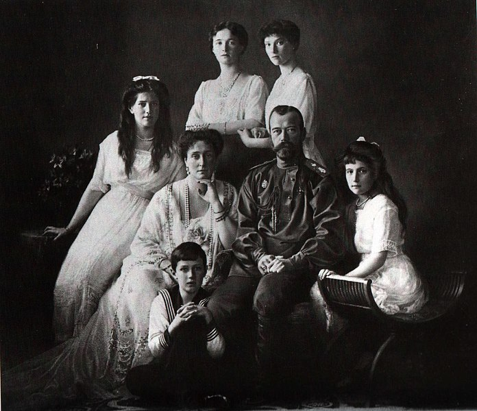 File:The Romanovs, 1913.jpg