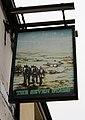 The Seven Stars, Old Coleham, pub sign - geograph.org.uk - 1691002.jpg