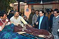 The Union Minister for Health & Family Welfare, Shri Jagat Prakash Nadda visiting the Dr. Ram Manohar Lohia Hospital, for surprise inspection of the hospital, in New Delhi on December 30, 2014.jpg