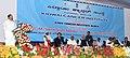 The Vice President, Shri M. Venkaiah Naidu addressing the gathering after inaugurating the new State Cancer Institute Block, at Kidwai Cancer Institute, in Bengaluru, Karnataka.JPG