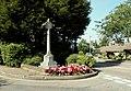 The War Memorial near Essendon church - geograph.org.uk - 867496.jpg