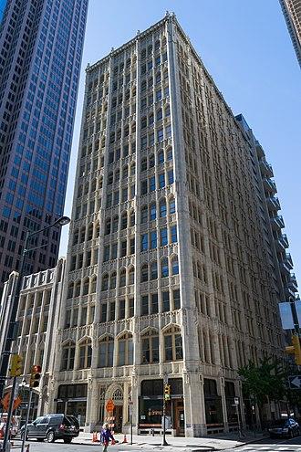 Wesley Building (Philadelphia) - Image: The Wesley Building in Philadelphia
