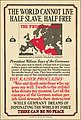 The World Cannot Live Half Slave, Half Free -- The Prussian Blot -- 100,000,000 People Already Enslaved By Germany.jpg