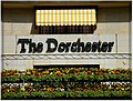 The beautiful Dorchester Hotel in London Mayfair, England United Kingdom. One of the most recognized and luxurious hotels on the planet. Enjoy! ) (4580003122).jpg