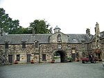 Stables of Pollok House
