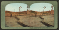 The earthquake ruptured pavement and fire wrecked mansions on Van Ness Ave., San Francisco, from Robert N. Dennis collection of stereoscopic views.png