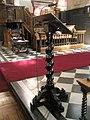 The lectern at St James Garlickhythe - geograph.org.uk - 964215.jpg