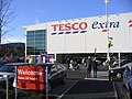 The new TESCO Extra superstore in Galashiels - geograph.org.uk - 292007.jpg