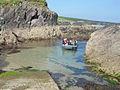 The slipway on Great Blasket Island - geograph.org.uk - 923760.jpg