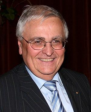 Theo Zwanziger - Theo Zwanziger in 2006