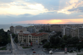 Thessaloniki YMCA and cloudy sunset.png