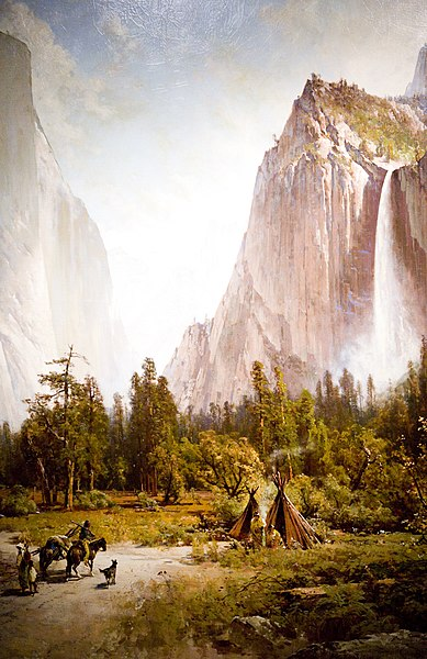 File:Thomas Hill - Yosemite Valley.jpg