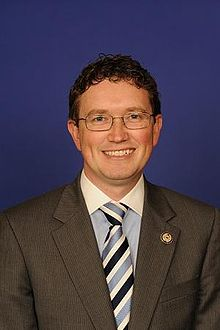 Thomas Massie, official portrait, 112th Congress 2.JPG