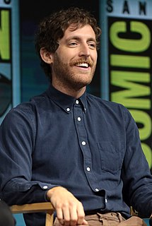 Thomas Middleditch Canadian actor