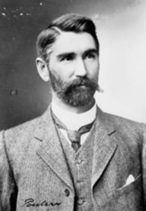 Thomas Bouchard (politician) - Image: Thomas William Bouchard Queensland politician
