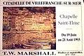 Thomas William Marshall - Affiche exposition Villefranche-sur-Mer 1993.jpg