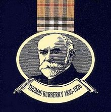 Thomas Burberry