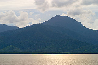 Thumb Peak (Palawan) mountain