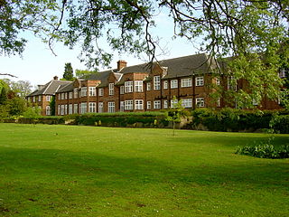 Thwaite Hall dormitory of the University of Hull, England