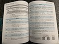 Ticketing information on TLife magazine on a high speed train in Taiwan 20210410.jpg