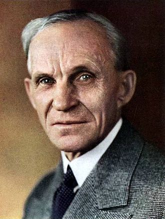 Lean manufacturing - Henry Ford