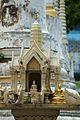 Tiny shrine among the stupas (6491913167).jpg