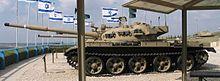 الدبابات الاشقاء من العائلة تي ( انها حقا عائلة محترمة اخري ) - صفحة 5 220px-Tiran-6-latrun-2