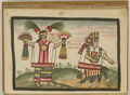 Toci and Xochiquetzal, Two Aztec Goddesses WDL6731.png
