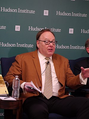 Tod Lindberg - Tod Lindberg at a panel on the future of international nuclear strategy at the Hudson Institute.