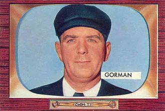 Tom Gorman (umpire) - Image: Tom Gorman 1955