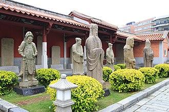 Tong'an District - Tong'an Confucian Temple
