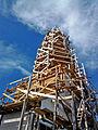 Torre de Iglesia de Nercón en restauración.jpg