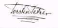 Torsten Petre autograph.png