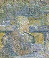 Portrait of Vincent van Gogh (1887)