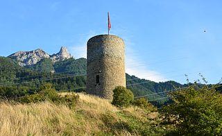 Saxon Castle
