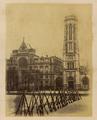 Town Hall of the 1st Arrondissement; Place Saint-Germain-l'Auxerrois WDL1266.png