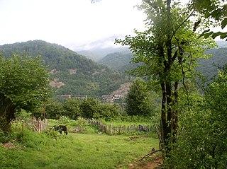 District in Abkhazia, Georgia