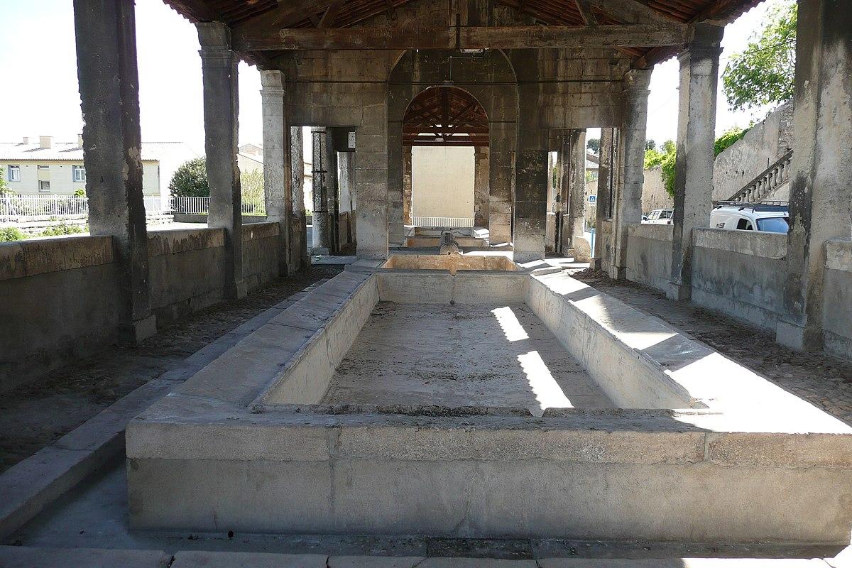 Lavoir de pont saint esprit wikip dia - Office du tourisme pont saint esprit ...