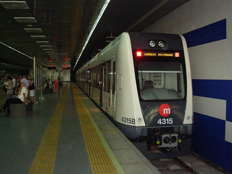 Tren de Valencia