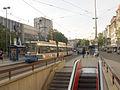 Tram stop near Munchen railway station - panoramio.jpg