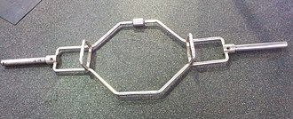 Barbell - A trap bar