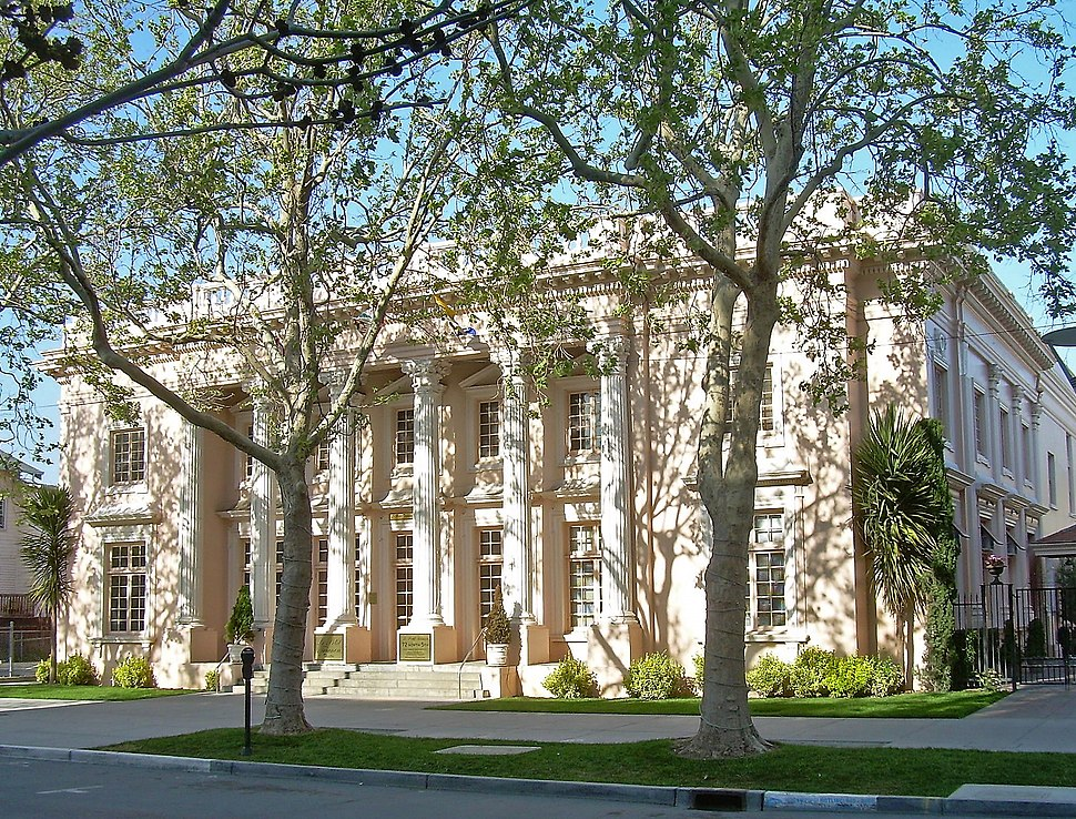 Trianon Theatre, San Jose