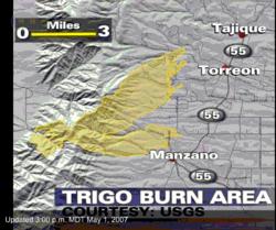 Trigo Fire - Wikipedia