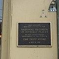Tripp Store NRHP plaque Durham NY.jpg