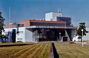 Vaasa - Tritonia is the Academic Library of Vaasa and is shared by the city's three universities