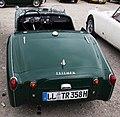 Triumph TR3A Bj 1958 4 Zylinder 100 PS Heck.jpg