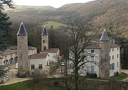 Le château de la Trolanderie.