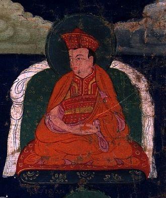 Tsangpa Gyare - Tsangpa Gyare (1161–1211)