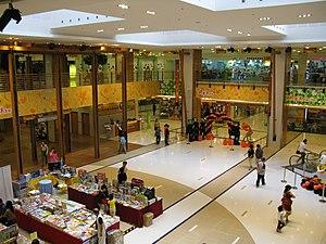 Tseung Kwan O New Town - Shopping mall of Tseung Kwan O Plaza