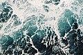 Turbulent sea, sea foam.jpg